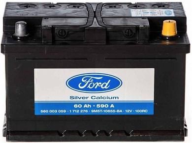Ford 60Ah 590A EN - фото 4983