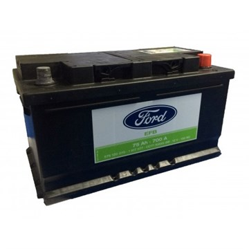 Ford 75Ah 700A EN Start-Stop EFB - фото 4989