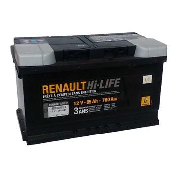 Renault Hi-LIFE 12V 85Ah 760A - фото 5122