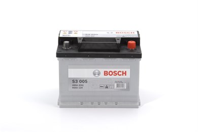 Аккумулятор BOSCH S3 005 56Ah 480A - фото 5239