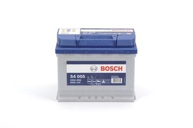 BOSCH S4 005 Silver 60Ah 540A - фото 5264