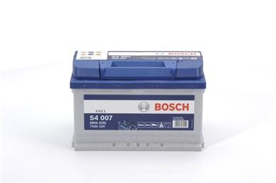 BOSCH S4 007 Silver 72Ah 680A - фото 5274