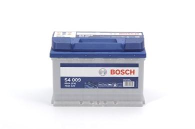 BOSCH S4 009 Silver 74Ah 680A - фото 5280