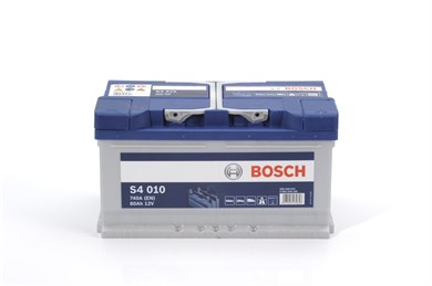 BOSCH S4 010 Silver 80Ah 740A - фото 5283