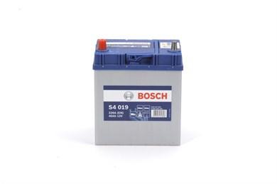 BOSCH S4 019 Silver 40Ah 330A - фото 5292