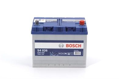 BOSCH S4 026 Silver 70Ah 630A - фото 5307