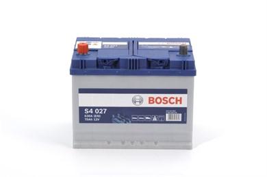 BOSCH S4 027 Silver 70Ah 630A - фото 5310