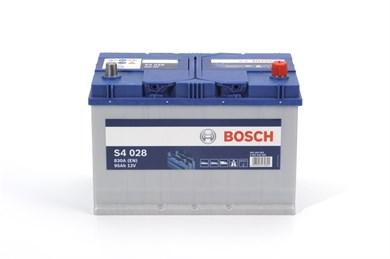 BOSCH S4 028 Silver 95Ah 830A - фото 5313