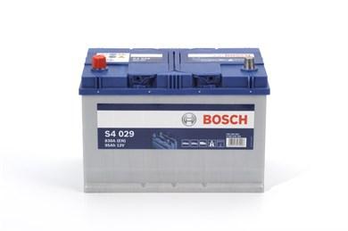 Аккумулятор BOSCH S4 029 Silver 95Ah 830A - фото 5316
