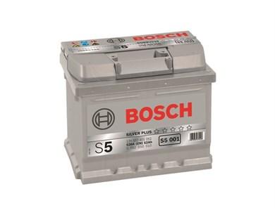 BOSCH S5 001 Silver Plus 52Ah 520A - фото 5319
