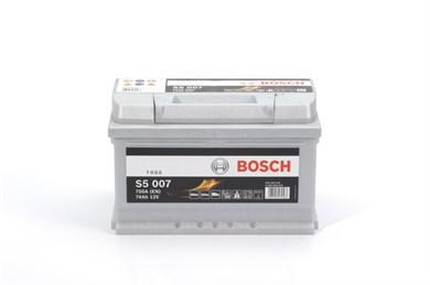 BOSCH S5 007 Silver Plus 74Ah 750A - фото 5331