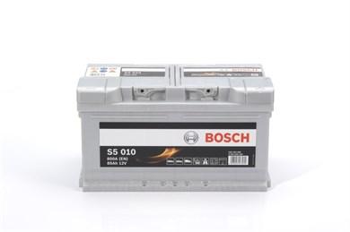 BOSCH S5 010 Silver Plus 85Ah 800A - фото 5337