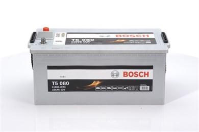 Аккумулятор BOSCH T5 080 - 225Ah 1150A - фото 5350