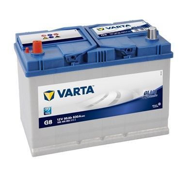 VARTA Blue Dynamic G8 - 95Ah 830A - фото 5384