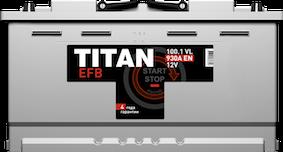 TITAN EFB 6СТ-100.1 VL - фото 5684