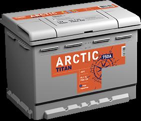 ARCTIC TITAN 75.1 VL 750A EN - фото 5701