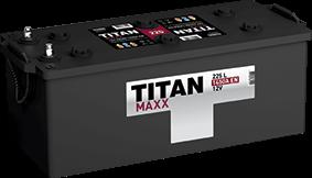 Аккумулятор TITAN MAXX 6СТ-225.3 L - фото 5725