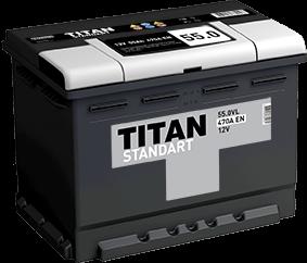TITAN STANDART 55.0 L 470A EN - фото 5727