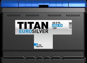 TITAN EURO SILVER 60.0 VL 600A EN - фото 5746