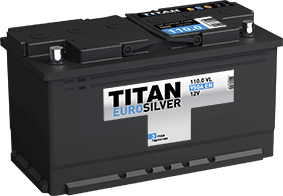 TITAN EURO SILVER 110.0 VL 950A EN - фото 5764