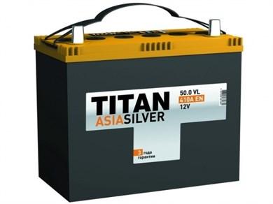 Аккумулятор TITAN ASIA SILVER 50.0 VL 410A EN - фото 5850