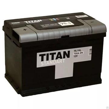 Аккумулятор TITAN STANDART 75.1 L 700A EN - фото 5893