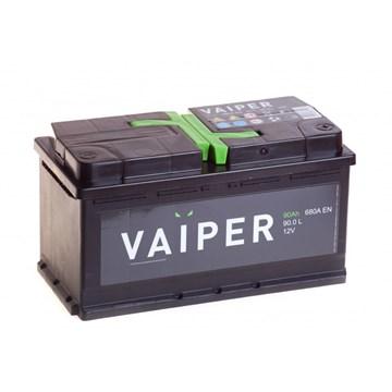 VAIPER 90 Ач 680 А (90.0 L) - фото 5900