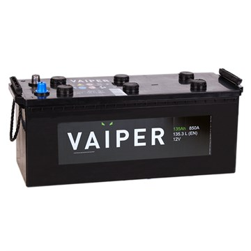 VAIPER 135 Ач 850 А (135.3 L) - фото 5901