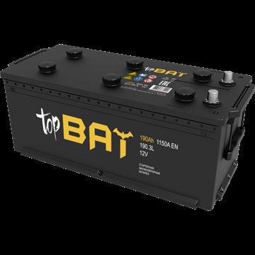 Аккумулятор TOPBAT 190 Ач 1150 А (190.3 L) - фото 5909