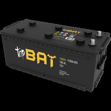 Аккумулятор TOPBAT 190 Ач 1150 А (190.4 L) - фото 5910