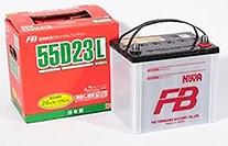 FB Super Nova 55D23L - 60Ah 550A R+