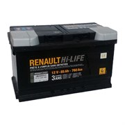 Renault Hi-LIFE 12V 85Ah 760A