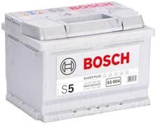 BOSCH S5 004 Silver Plus 61Ah 600A