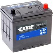 EXIDE Premium EA654 - 65Ah 580A