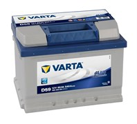 VARTA Blue Dynamic D59 - 60Ah 540A