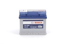 BOSCH S4 006 Silver 60Ah 540A