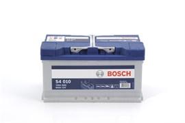 BOSCH S4 010 Silver 80Ah 740A