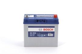 BOSCH S4 021 Silver 45Ah 330A