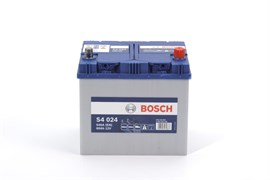 BOSCH S4 024 Silver 60Ah 540A
