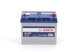 BOSCH S4 026 Silver 70Ah 630A