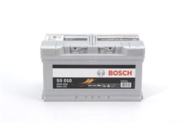 BOSCH S5 010 Silver Plus 85Ah 800A