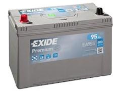 EXIDE Premium EA955 - 95Ah 800A