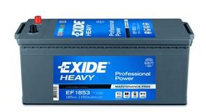 EXIDE Heavy EF1853 - 185Ah 1150A