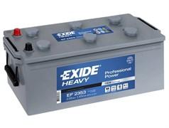 Аккумулятор EXIDE Heavy EF2353 - 235Ah 1300A