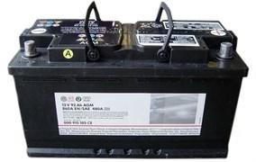 VAG 92Ah 860A EN AGM