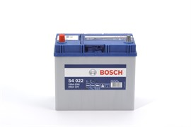 BOSCH S4 022 Silver 45Ah 330A