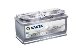 VARTA Silver AGM Dynamic H15 - 105Ah 950A