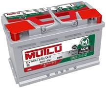 MUTLU 80 Ah 800 (EN) AGM L4 0