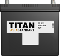 TITAN ASIA STANDART 50.0 VL 410A EN