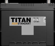 TITAN ASIA STANDART 72.1 VL 640A EN